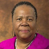 Minister Naledi Pandor, Gender Summit 5 speaker