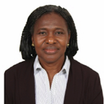 Dr Oti-Boateng, Gender Summit 5 Africa speaker