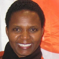 Dorah Marema, Gender Summit 5 Africa speaker