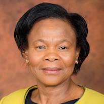 Minister Susan Shabangu, Gender Summit 5 Africa Speaker