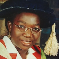 Prof Olubukola O. Babalola, Gender Summit 5 Africa Speaker